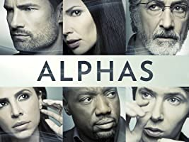 Alphas Season 2 [HD]