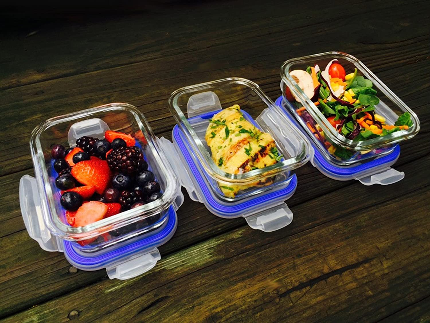 glasslock meal prep container review