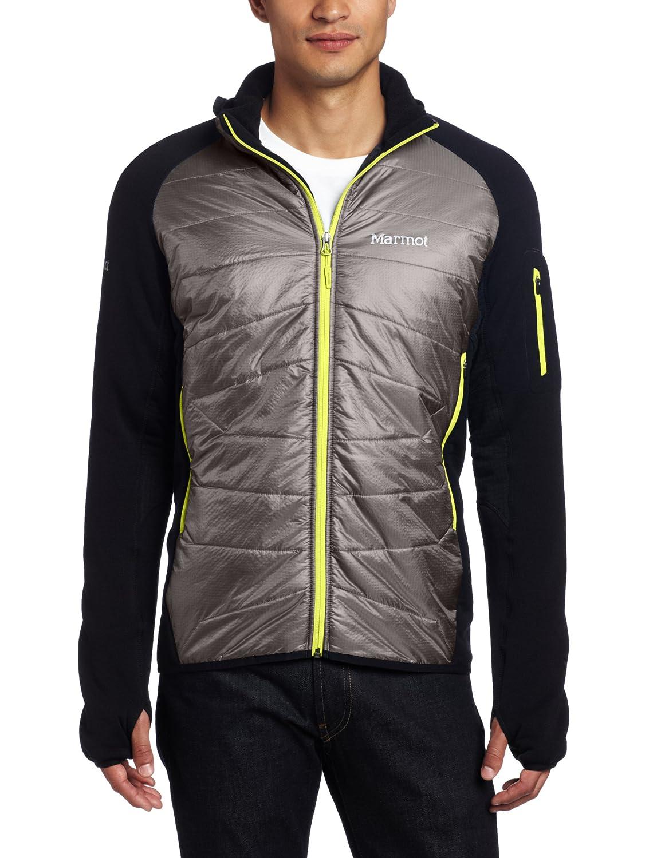 Marmot Herren Jacke Alpinist Hybrid Jacket
