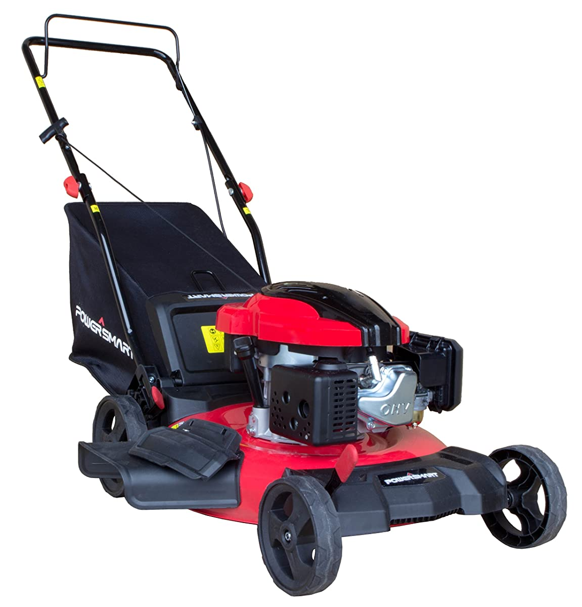 PowerSmart DB8621P Gas Push Mower, 21""