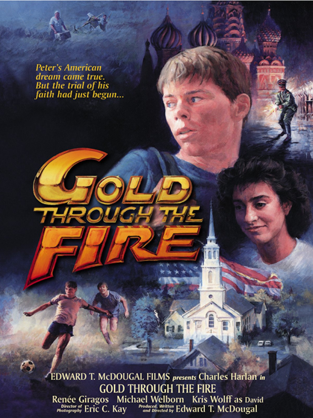 Gold Through The Fire
