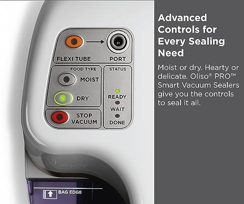 Oliso Pro VS95A Smart Vacuum Sealer