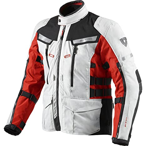 FJT150 - 4020-XYL - Rev It Sand 2 Jacket XYL Silver-Red
