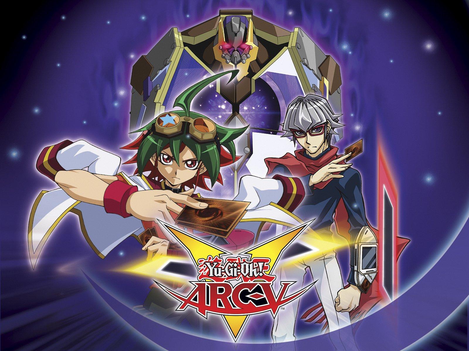 Yu-Gi-Oh! ARC-V - Season 2