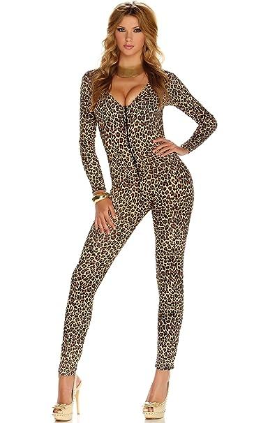 Leopard Zipfront Jumps...
