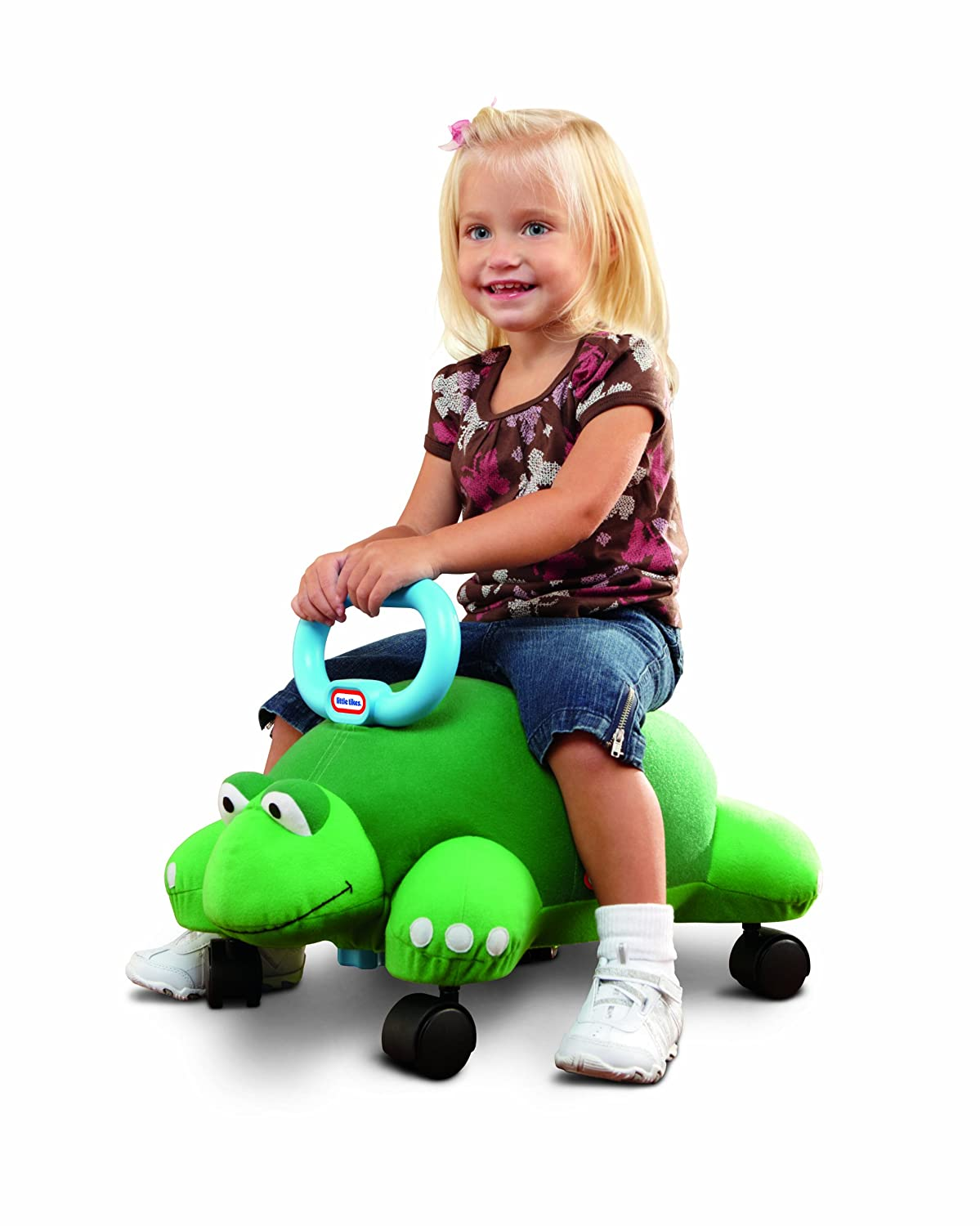 An Image of Little Tikes Pillow Racers - Turtle