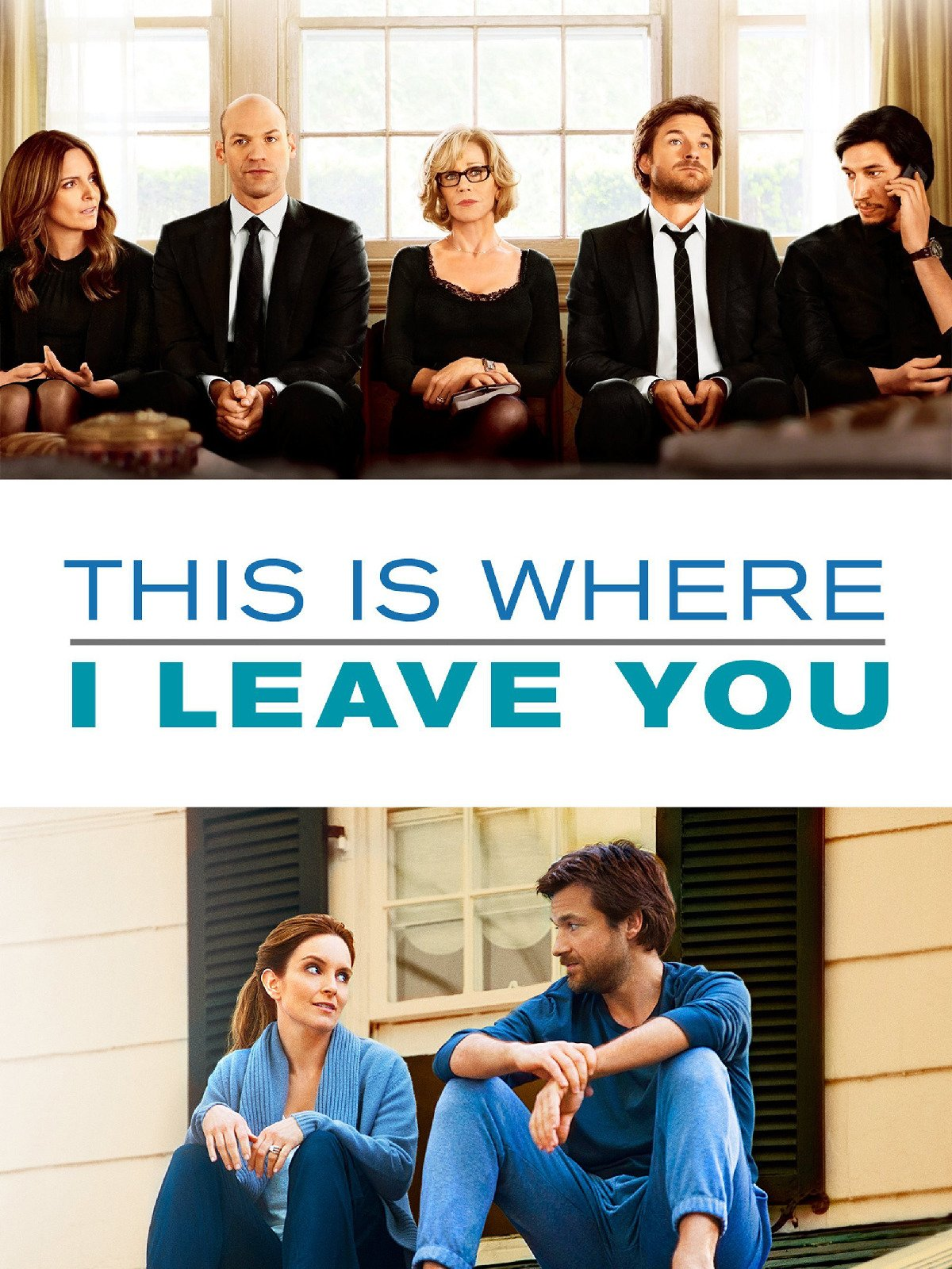 This Is Where I Leave You on Amazon Prime Instant Video UK