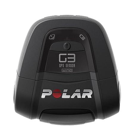 Polar 91031768 Capteur de vitesse et de distance G3 GPS pour polar RS800CX / CS600X