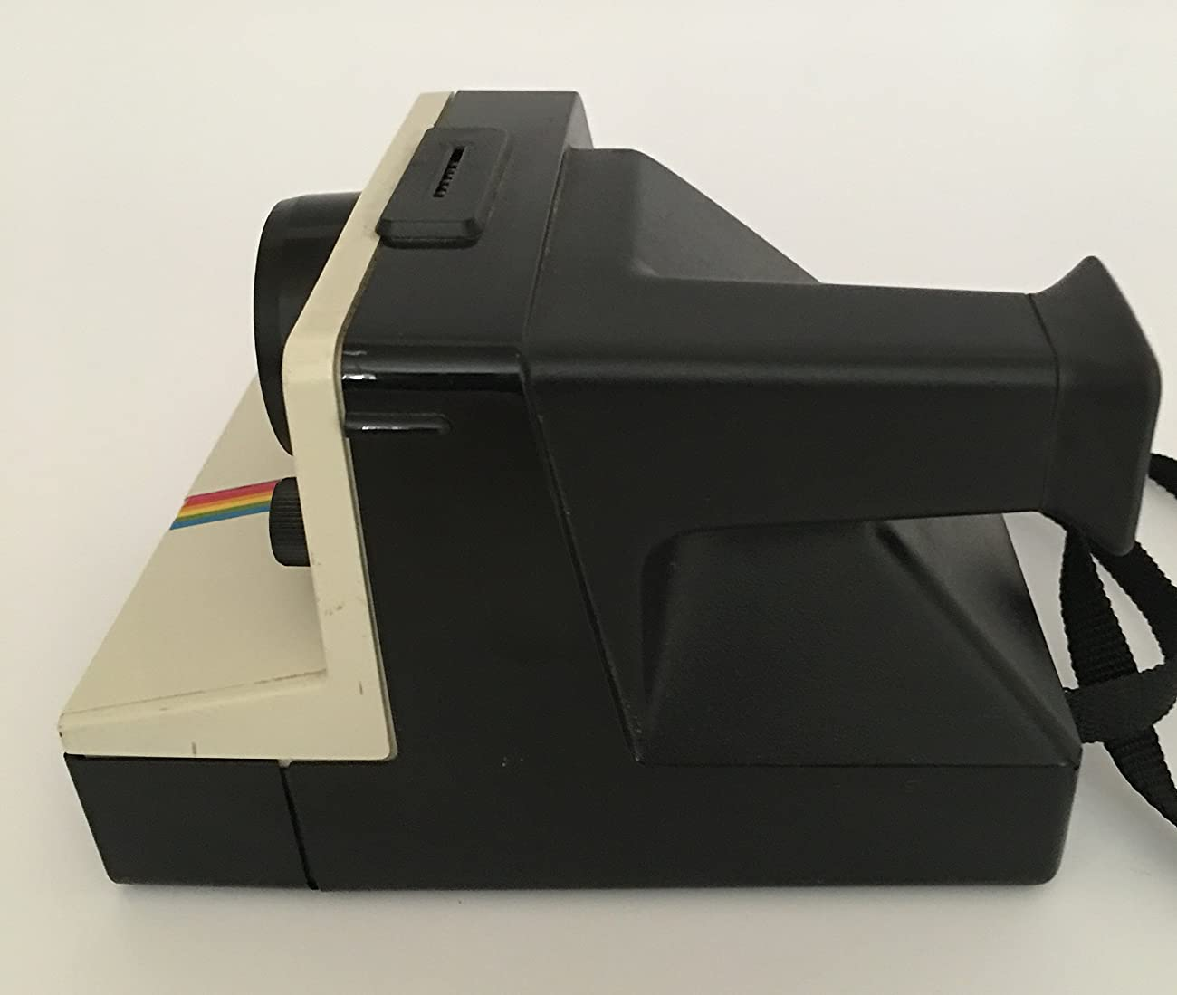 Polaroid OneStep SX-70 White/Rainbow Camera 2