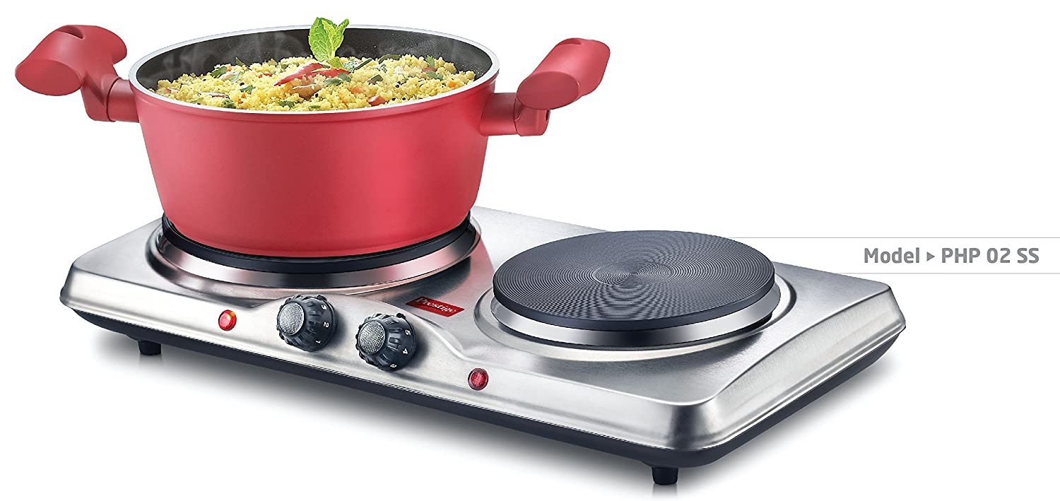Buy Prestige Hot plates Electric Stove php02ss Online at Low ...