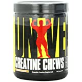 Universal Nutrition 100% Pure Creapure Creatine Monohydrate Chews Orange 144 count (Tamaño: 144)