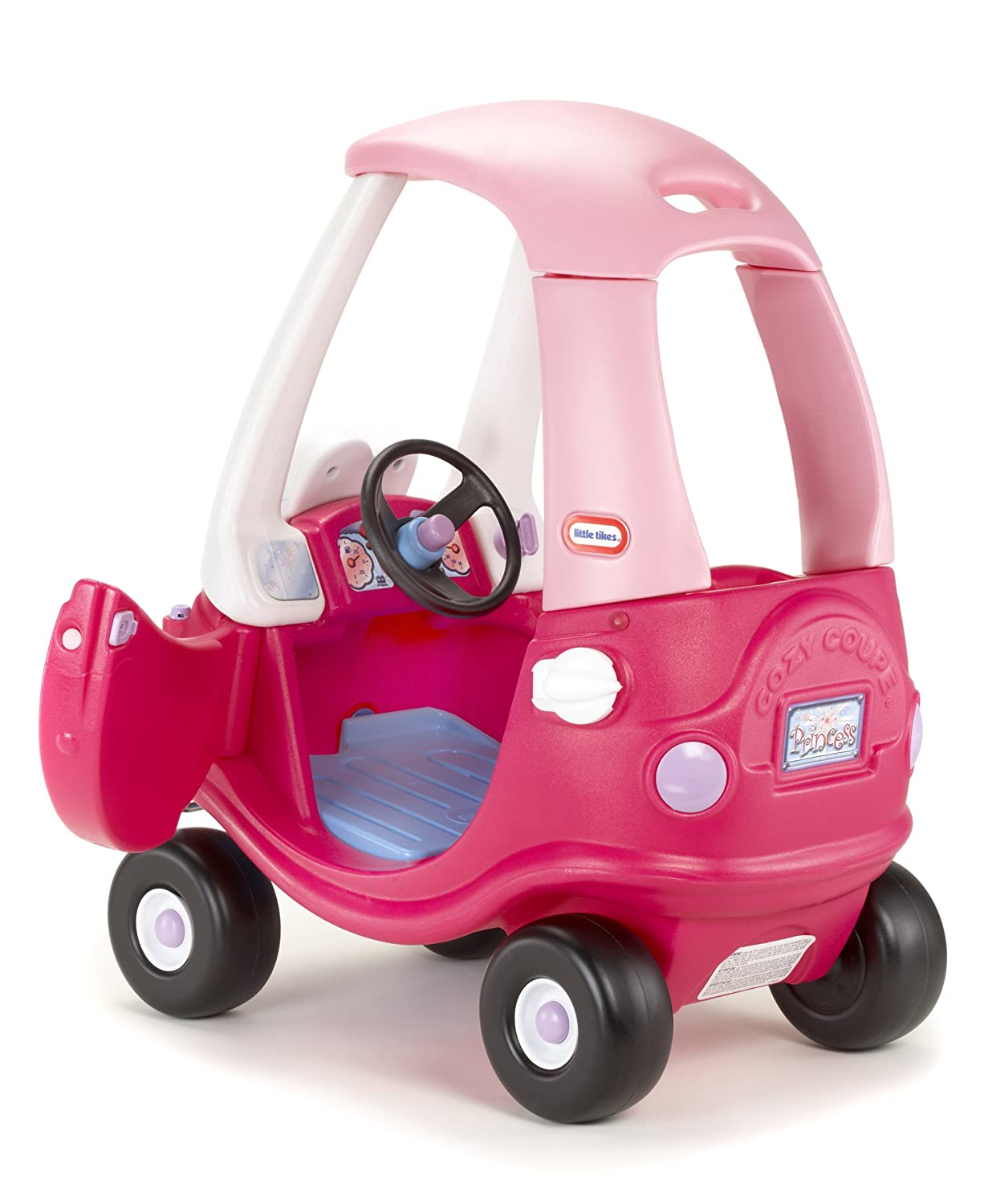 An Image of Little Tikes Princess Cozy Coupe Magenta