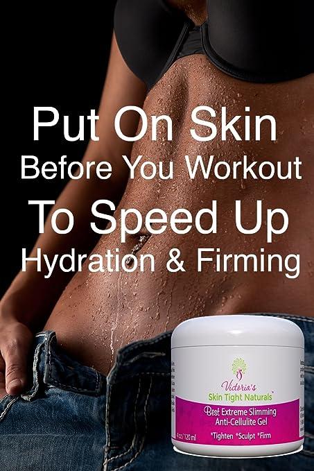 Anti Cellulite Cream while you workout