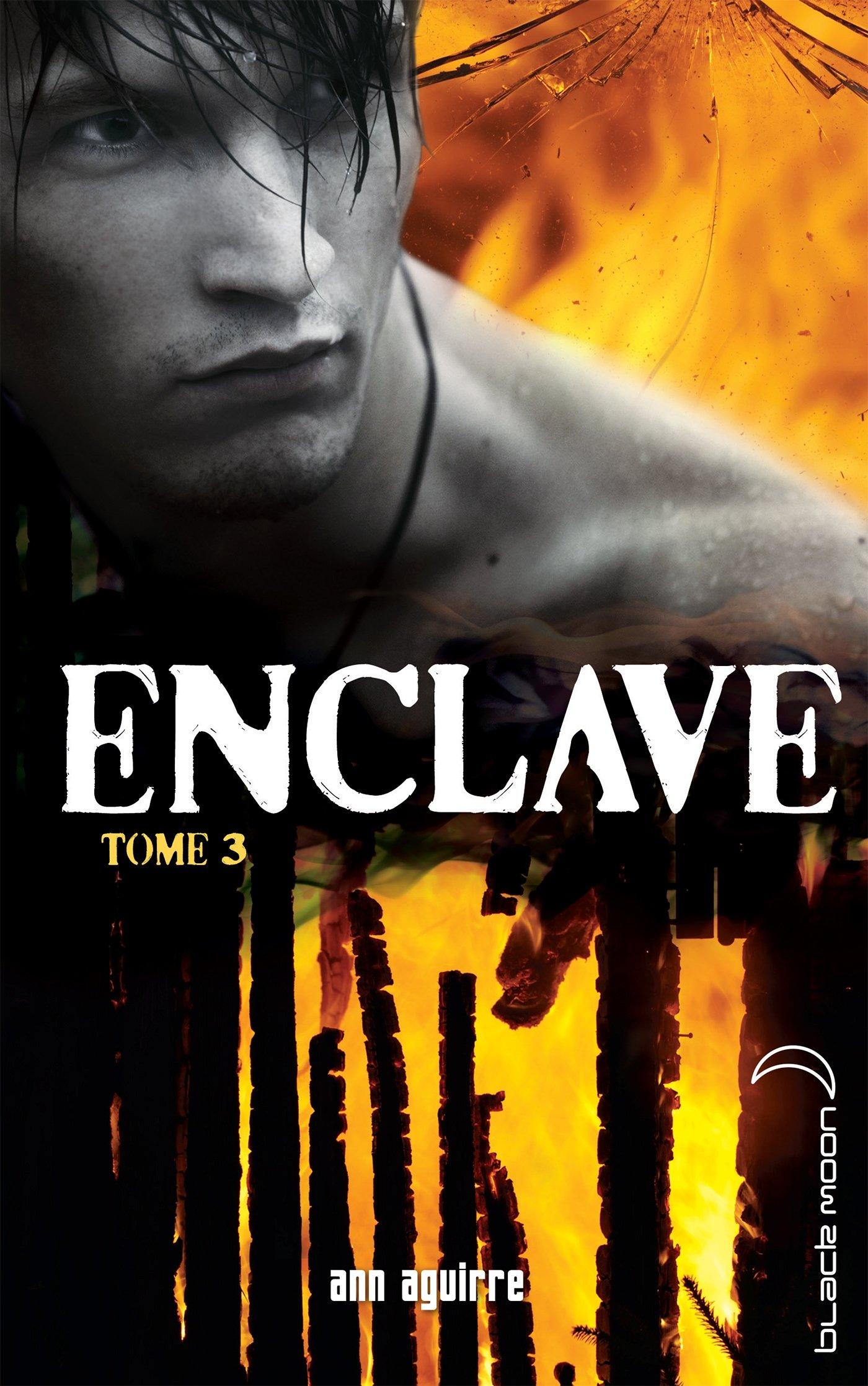 Enclave - Ann Aguirre 81pdHmP3AeL