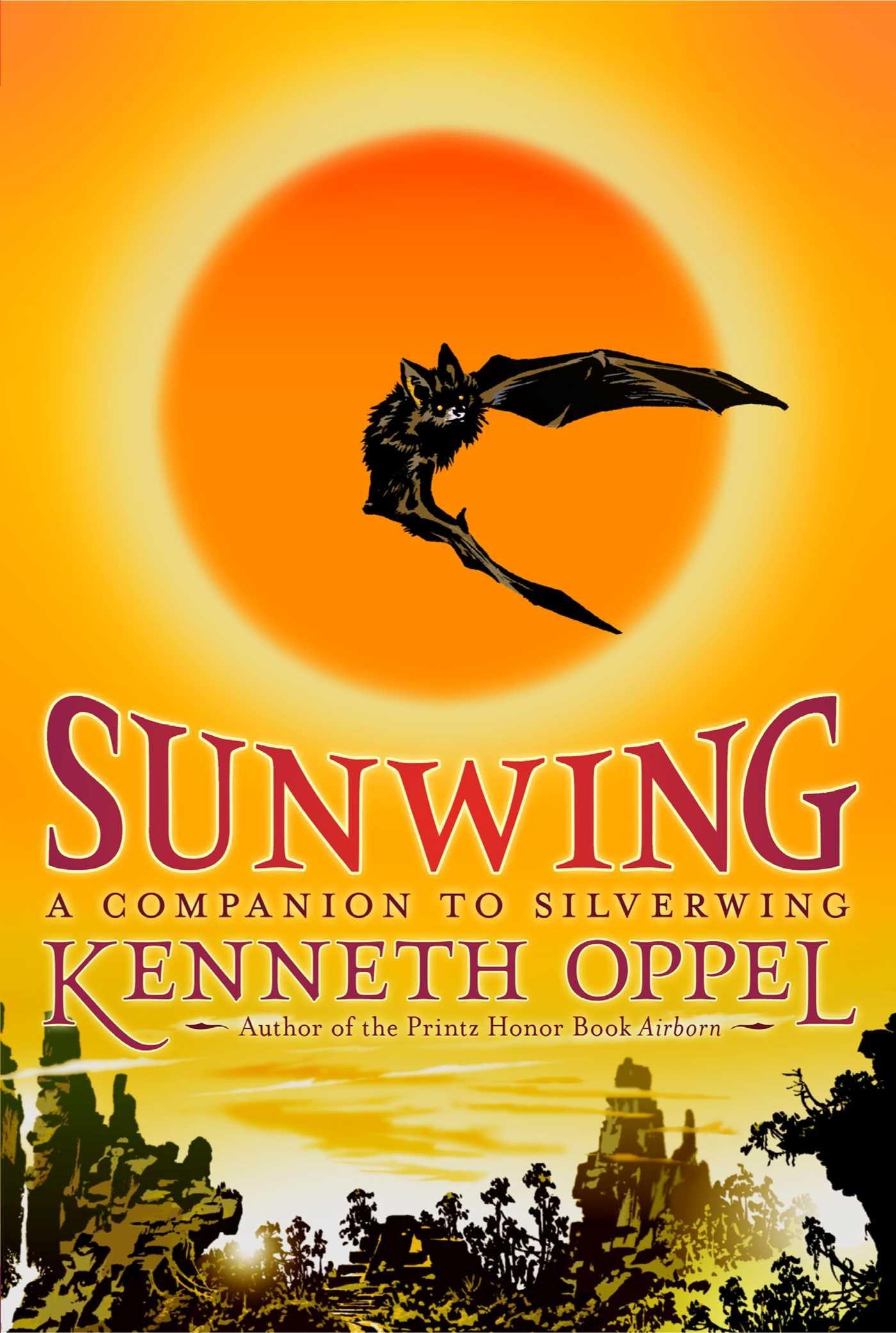 Silverwing 02 - Sunwing - Kennneth Oppel