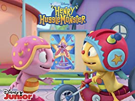 Henry Hugglemonster - Volume 1
