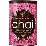 2 Canisters of Flamingo Vanilla Decaf Sugar-Free Chai, 11.9oz. (Tamaño: 11.9 oz.)