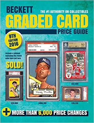 Beckett Graded Card Price Guide No. 9