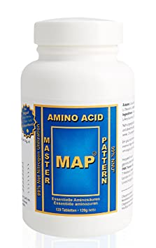 Master Amino Acid Pattern Tabletten, 1er Pack (1 x 120 Stuck)