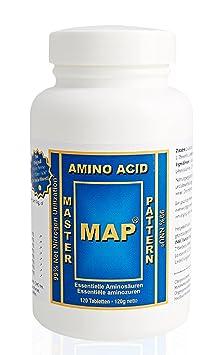 Master Amino Acid Pattern Tabletten, 1er Pack (1 x 120 Stuck)