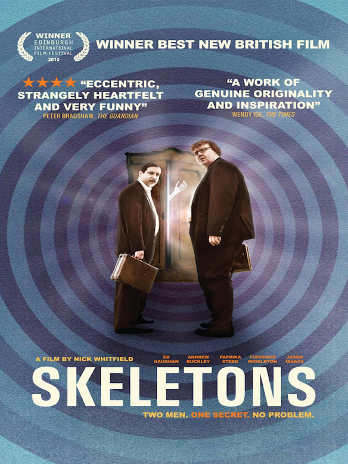 Skeletons on Amazon Prime Instant Video UK