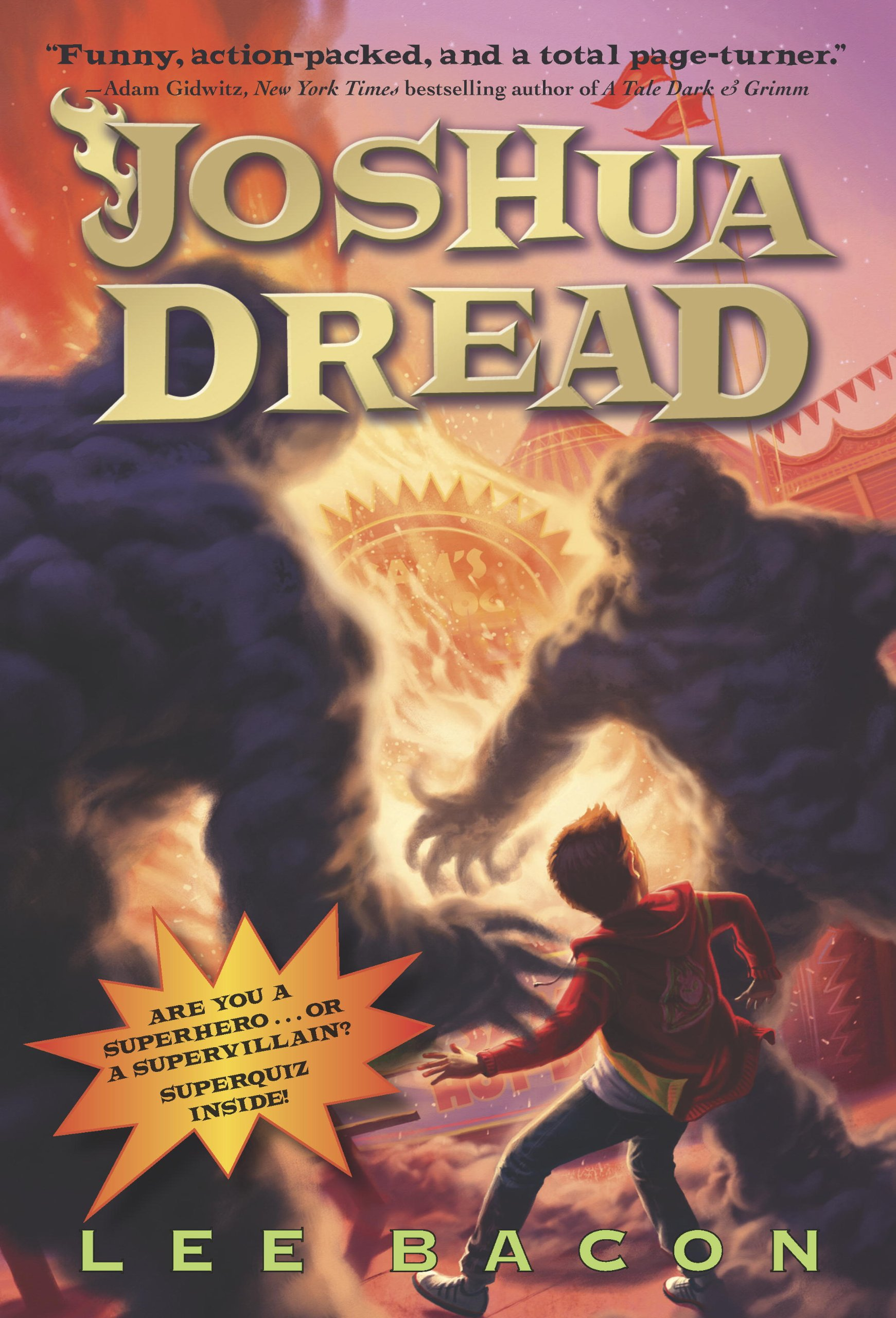 Kids on Fire: Joshua Dread Series Offers Middle Graders Excitement and Adventure