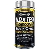 MuscleTech Sx-7 Black Onyx Nox Test, 120 Count (Tamaño: 120 Caplets)