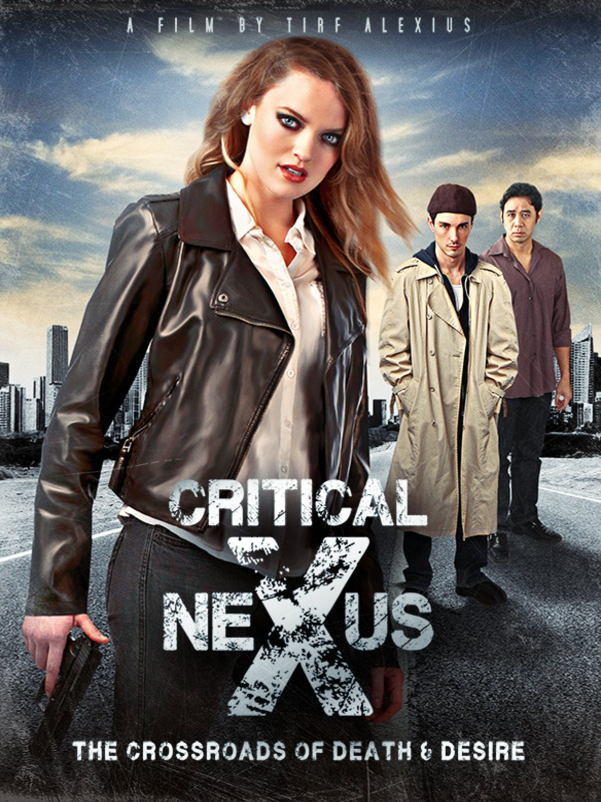 Critical Nexus on Amazon Prime Video UK