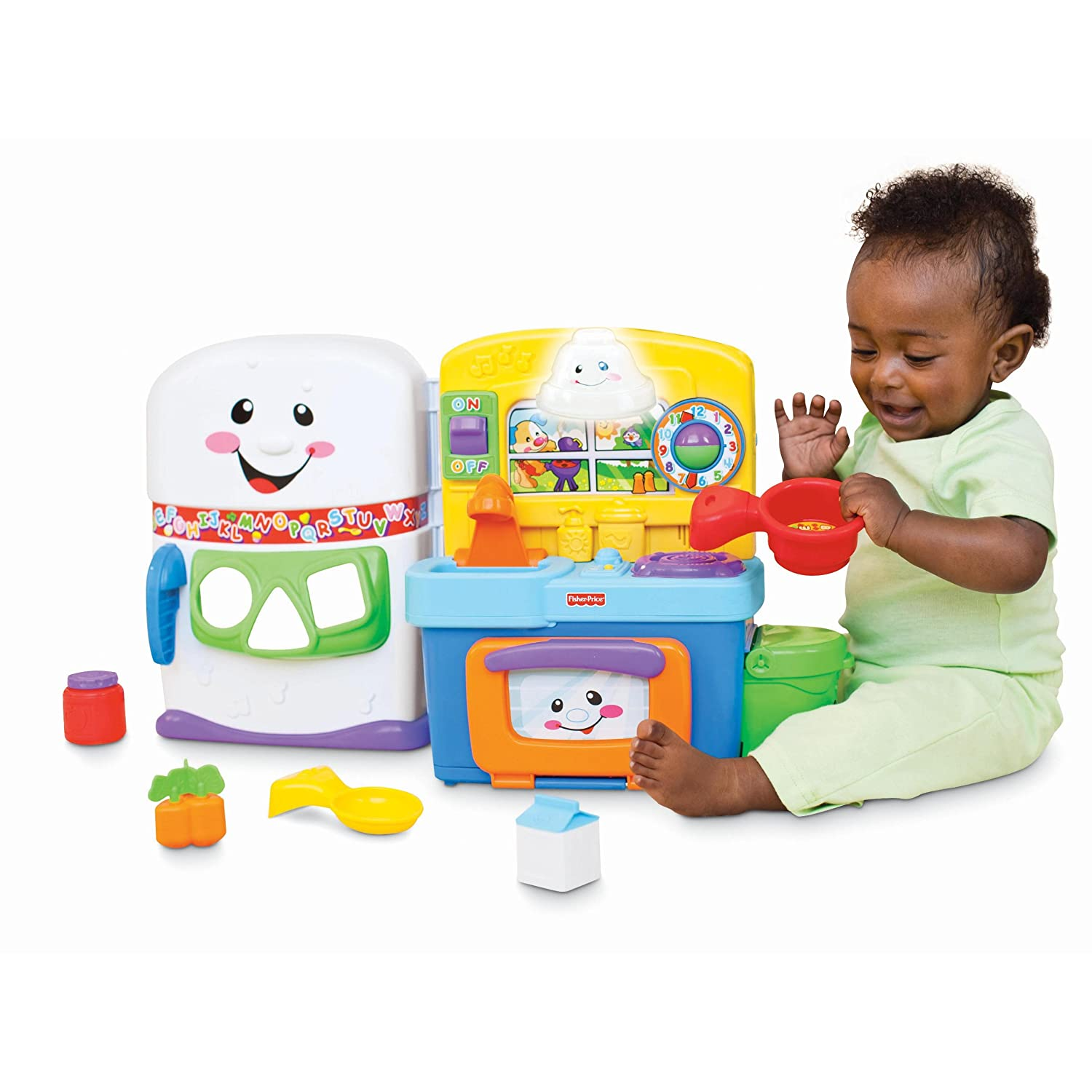 Toys for 1 year old babies for Kitchen set for 9 year old