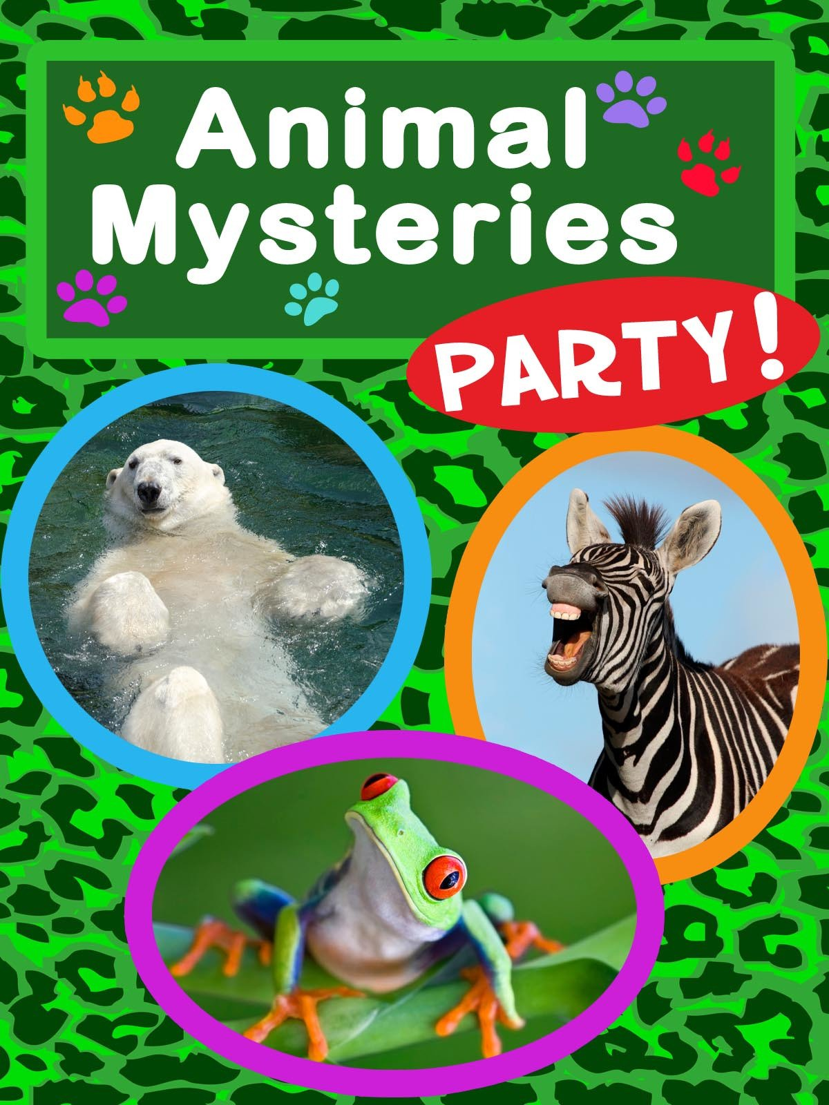 Animal Mysteries Party