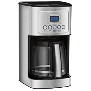Cuisinart Perfect Temperature Coffee Maker width=
