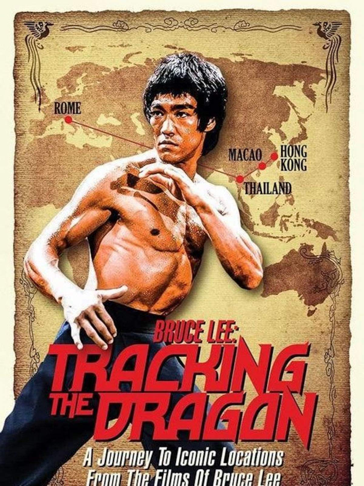 Bruce Lee Tracking The Dragon on Amazon Prime Video UK