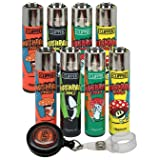 Bundle - 9 Items - Clipper Lighter