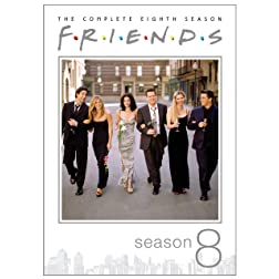 Friends: Season 8 (25th Anniversary - DVD)