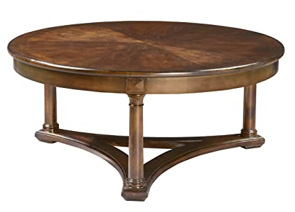 Hekman Furniture European Legacy Round Coffee Table - 1-1101