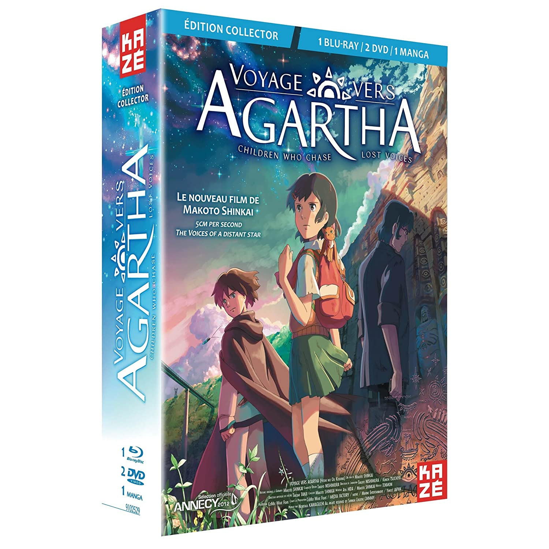 Journey To Agartha English Dub