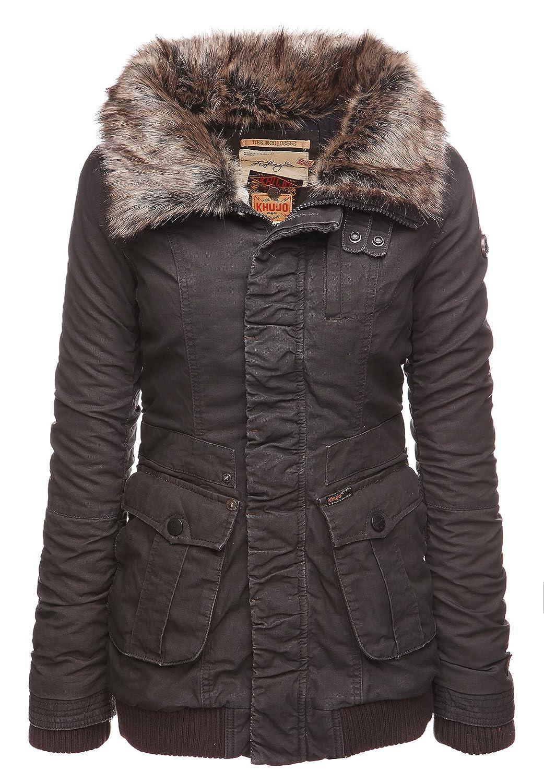Khujo Damen Winterjacke günstig kaufen