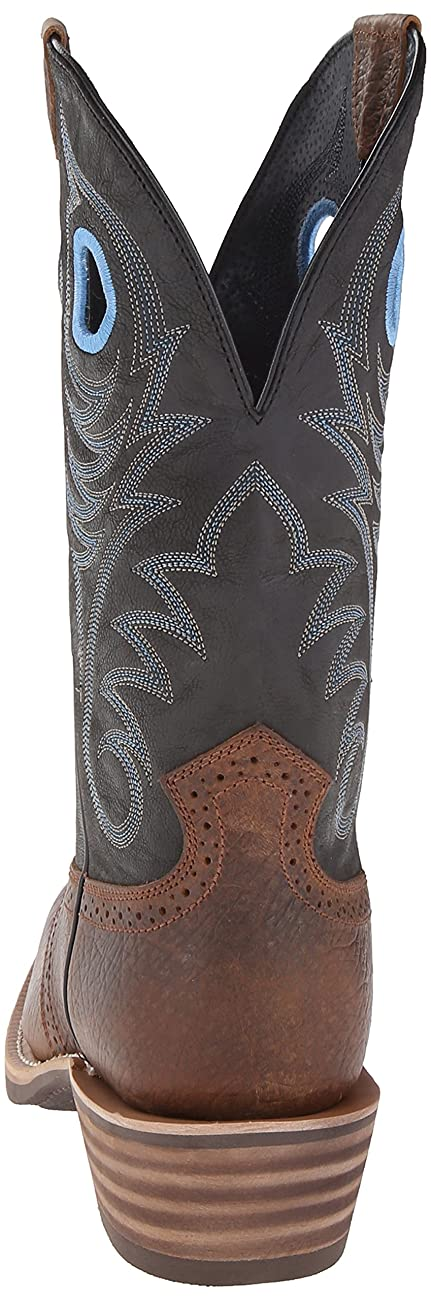 Ariat Men's Heritage Roughstock Western Cowboy Boot 2
