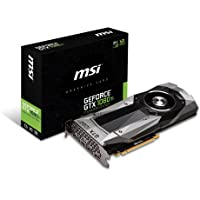 MSI GeForce GTX1080 Ti FE 11GB 352-Bit GDDR5X Graphics Card