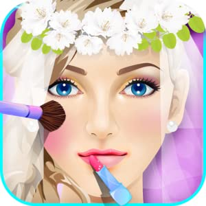 wedding salon - girls games from 6677g ltd