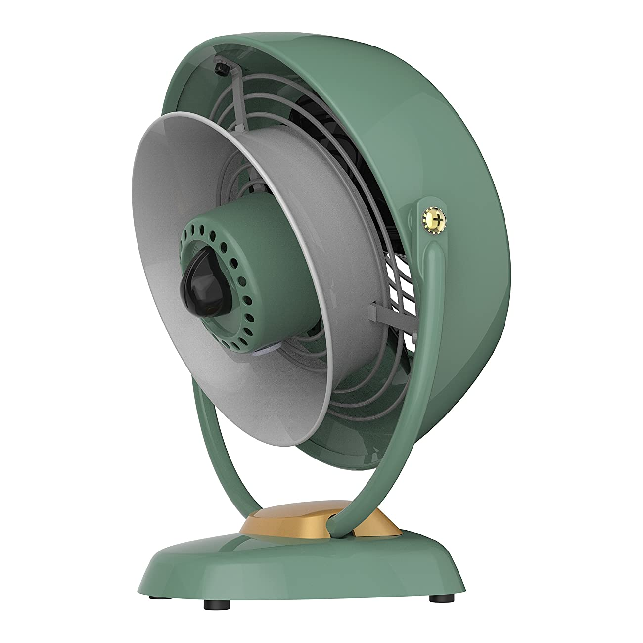 Vornado VFAN Jr. Vintage Air Circulator, Green 2