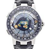 Ulysse Nardin Executive Mechanical (Automatic) Blue Dial Mens Watch 1069-113 (Certified Pre-Owned) (Color: blue)