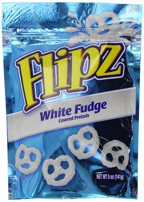 Pretzel Flipz White Fudge