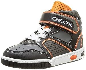 Geox Jr Gregg, Baskets mode garçon   de clients pour plus d'informations