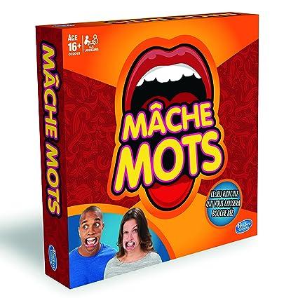 Hasbro - C2018 - Mâche-Mots