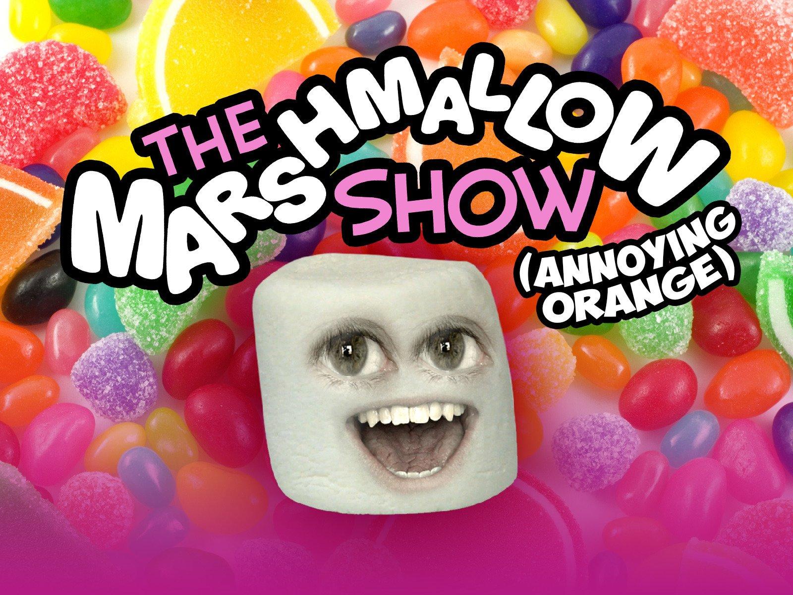 The Marshmallow Show [Annoying Orange] - Season 1