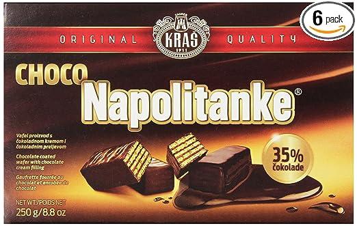 Kras Bajadera Chocolate Kras Napolitanke Chocolate