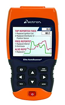 Actron CP9690 Trilingual Overview