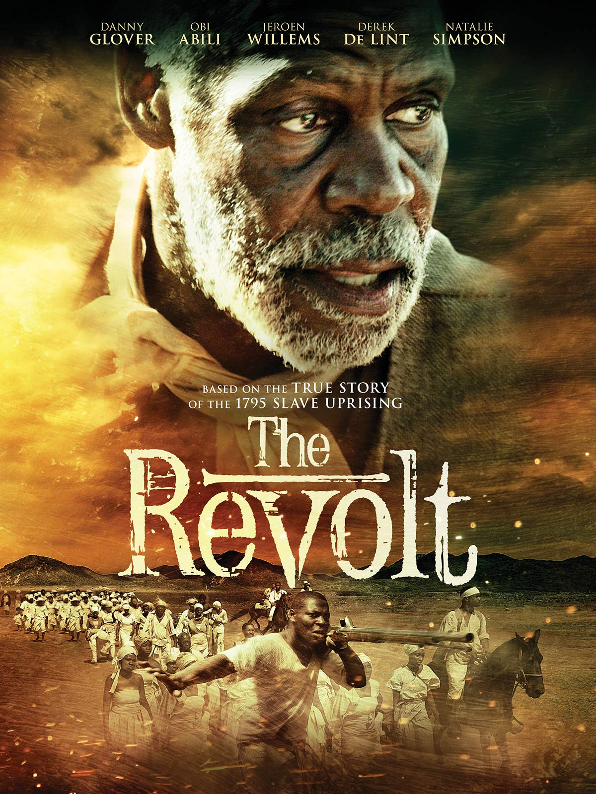The Revolt on Amazon Prime Video UK