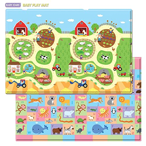 "Baby Care Play Mat (Medium Busy Farm)"" /></span><span style="
